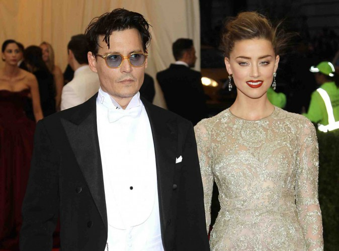 Johnny Depp et Amber Heard : un mariage imminent ?