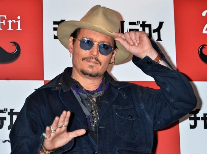 Johnny Depp : Jack Sparrow est bien de retour !