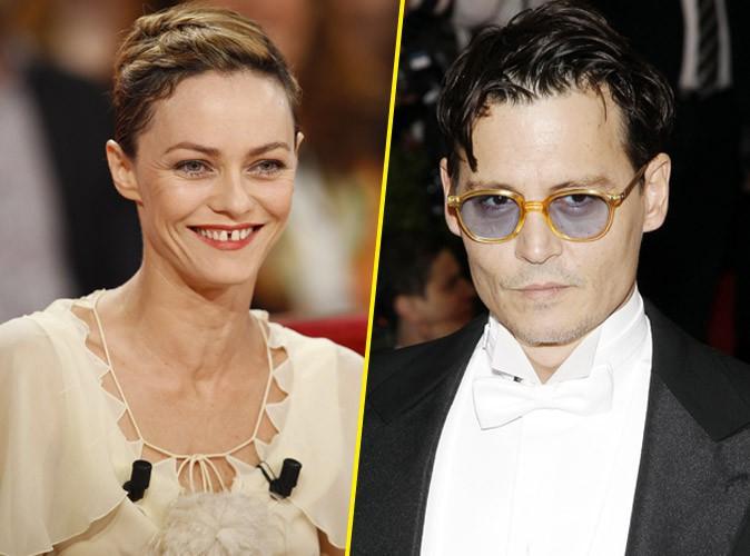 """Johnny Depp : """"Je le dis et je le répète, j'aime Vanessa pour toujours"""" !"""