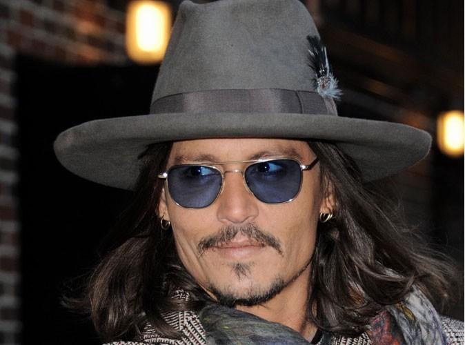 Johnny Depp repoussé par Amber Heard ?