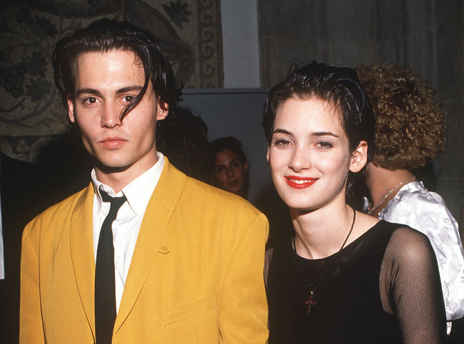 Johnny Depp violent ? Son ex, Winona Ryder, dit tout !