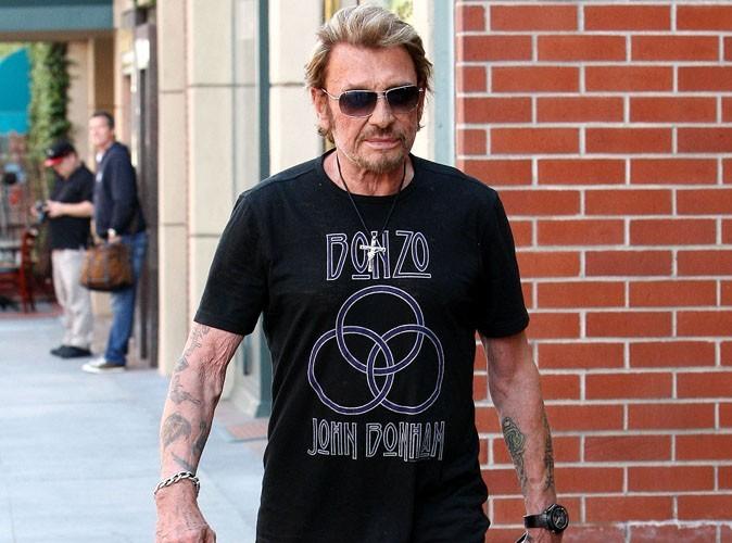 """Johnny Hallyday : """"Ça me parait invraisemblable d'avoir 70 ans dans quelques jours !"""""""