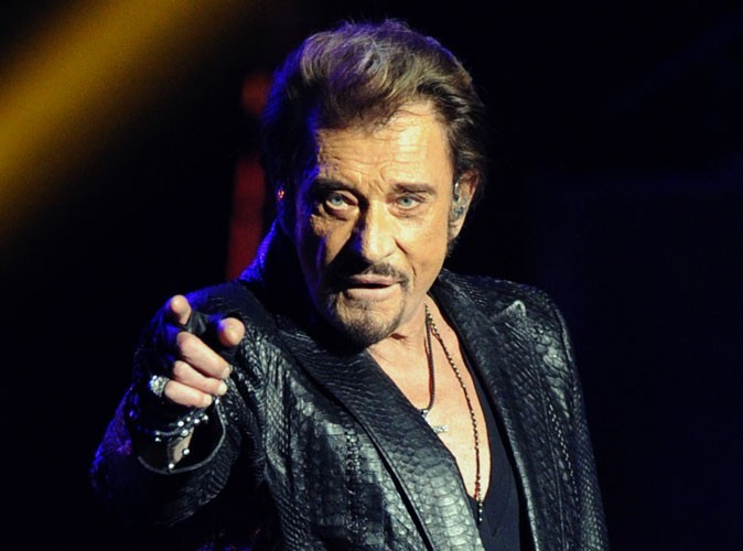 Johnny Hallyday : encore capable de belles gaffes en concert !