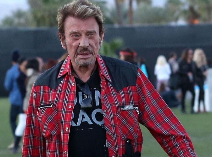 "Johnny Hallyday : ""J'ai seulement une grosse bronchite"""