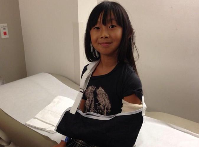 Johnny Hallyday : sa fille Jade est blessée !