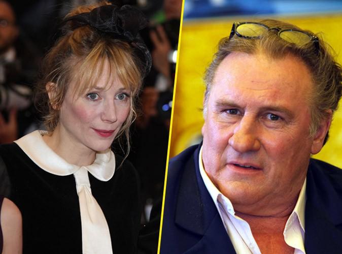 """Julie Depardieu : """"Il est sympa mon père"""" !"""