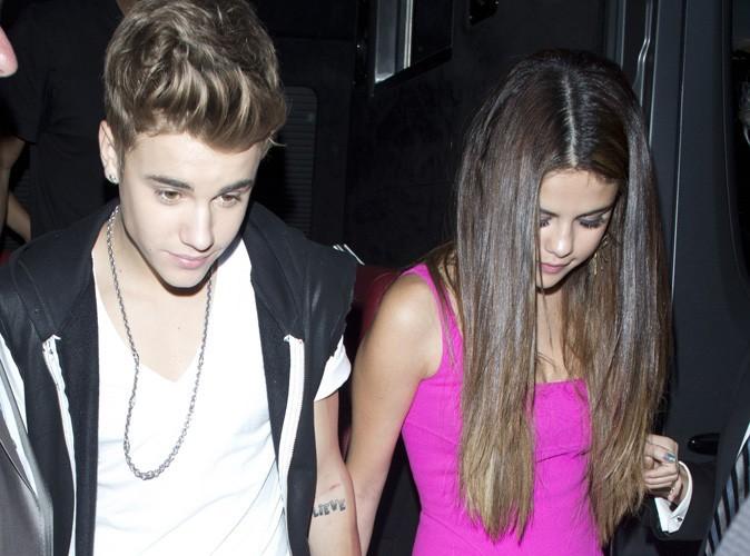 Justin Bieber adorable avec Selena Gomez !