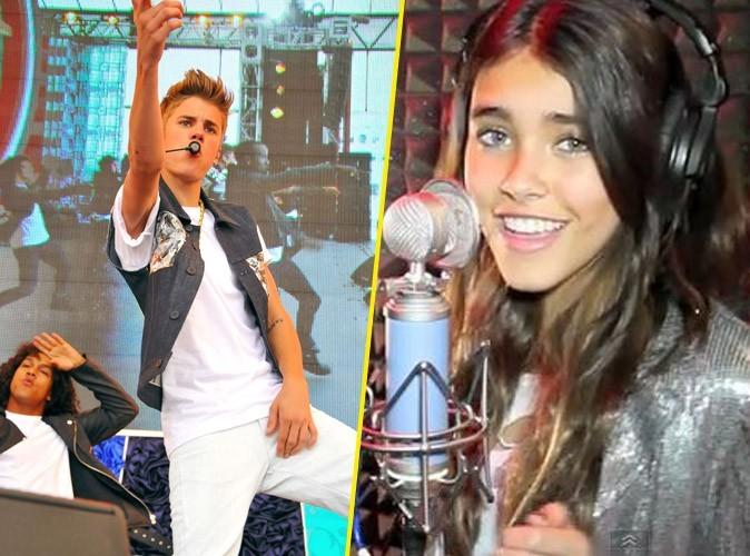 Justin Bieber : découvrez sa nouvelle petite protégée !