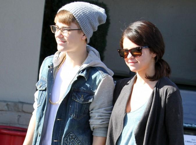 Justin Bieber et Selena Gomez : c'est toujours autant l'amour fou !