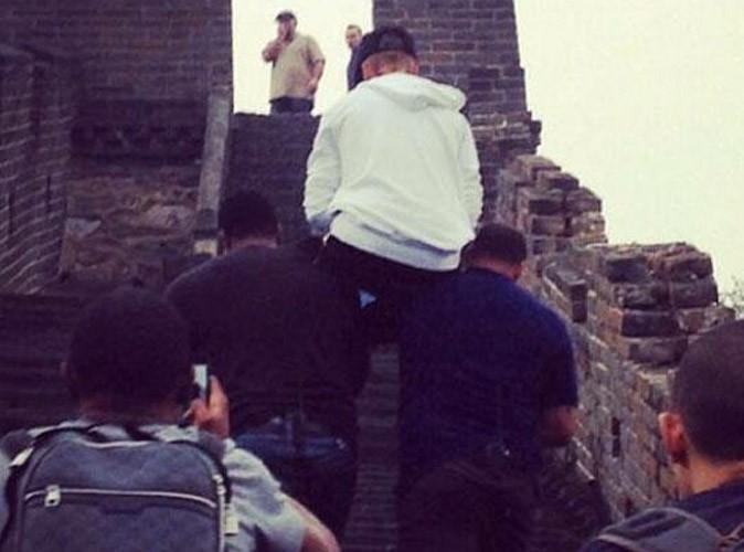 Justin Bieber : il joue les princesses en Chine !