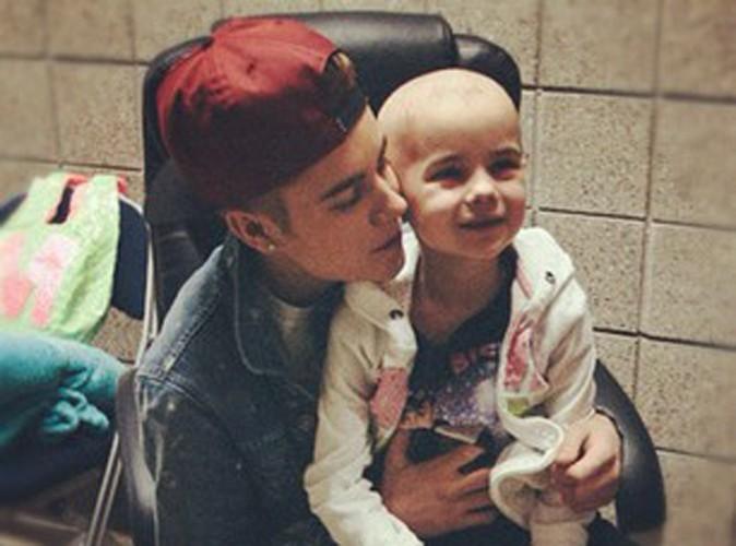 Justin Bieber : il retarde un concert pour rendre visite à un enfant malade…