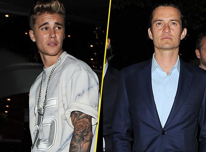 Justin Bieber : Orlando Bloom s'est jeté sur lui...Découvrez la vidéo de l'agression !