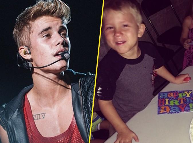 Justin Bieber : tendre déclaration à Jaxon, son petit frère !