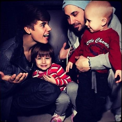 Justin Bieber : tout ce qui compte, c'est sa famille !