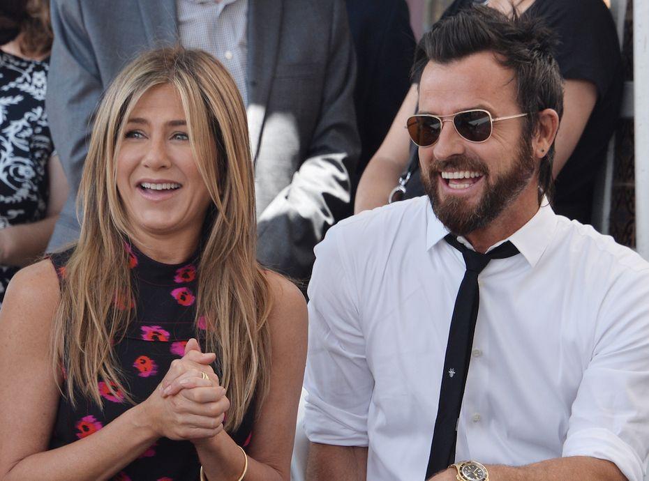 Justin Théroux : sa belle photo pour son anniversaire de mariage avec Jennifer Aniston !