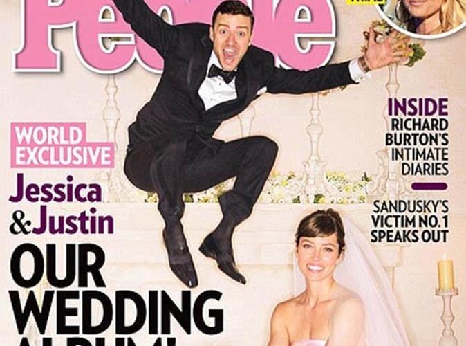 Justin Timberlake et Jessica Biel : deux jeunes mariés au bonheur éclatant !