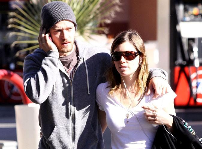 Justin Timberlake et Jessica Biel : heureux ensemble à Toronto ! Et amoureux ?