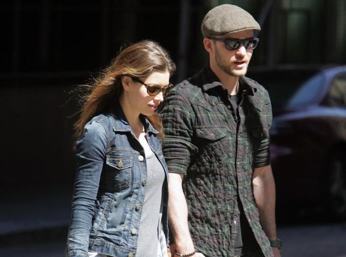 Justin Timberlake et Jessica Biel : ils se seraient fiancés ce week-end en toute discrétion...