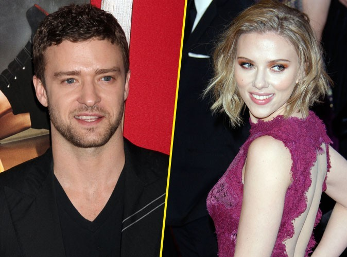 Justin Timberlake et Scarlett Johansson... de plus en plus proches !