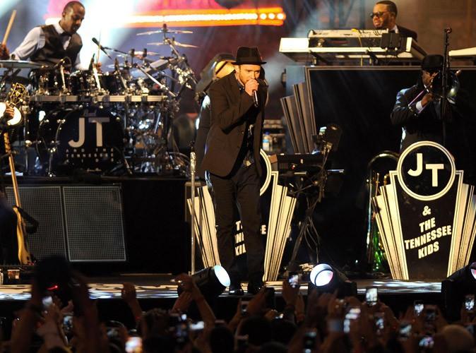 Justin Timberlake : il envahit le Stade de France en 2014 !