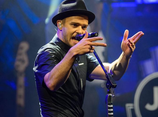 """Justin Timberlake : obligé de reporter un de ses concerts pour """"raisons de santé"""" !"""