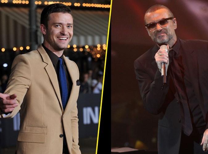 Justin Timberlake pris pour le petit-ami de George Michael !