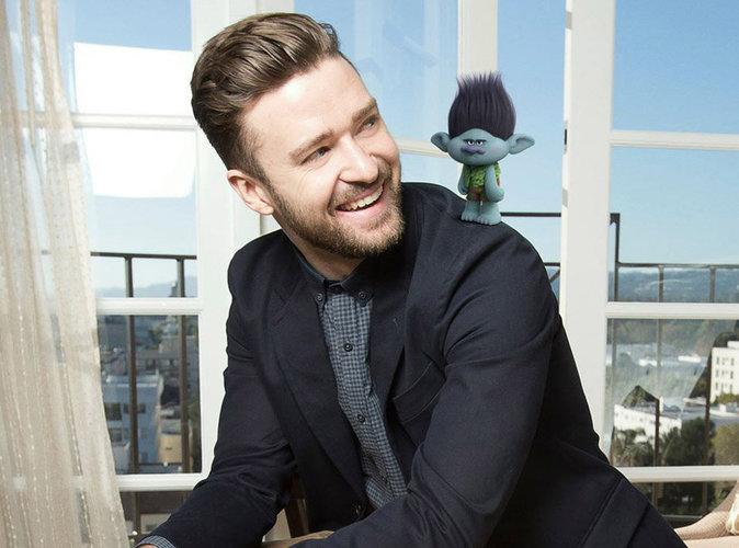 """Justin Timberlake signe la bande originale du film d'animation """"Trolls"""" !"""