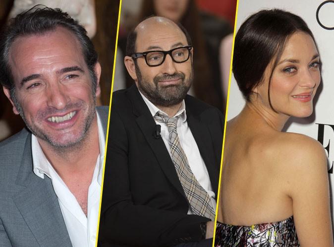 "Kad Merad : ""Je suis jaloux de Jean Dujardin et Marion Cotillard"" !"