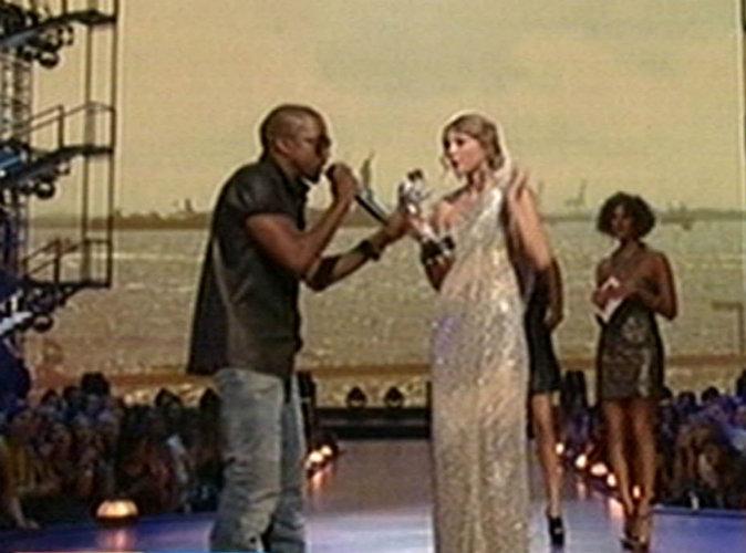 Kanye West attaque Taylor Swift sous la ceinture : les stars réagissent !