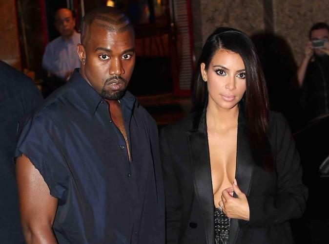 Kanye West : d�couvrez l'�mouvant message qu'il laisse � Kim sur Twitter !
