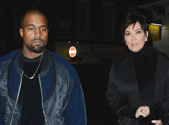 Kanye West est excédé. Il ne veut plus vivre chez sa belle-mère !