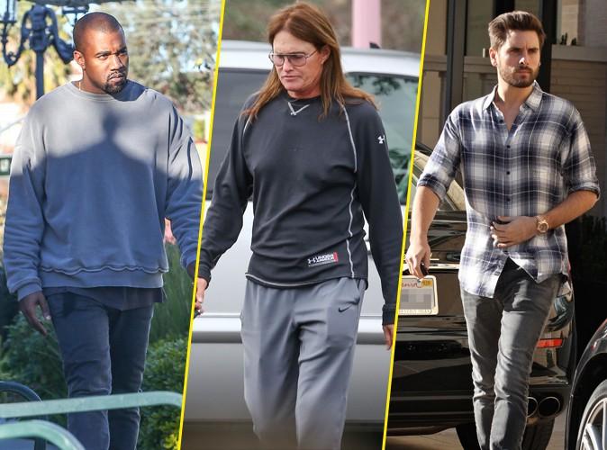 Kanye West et Scott Disick : leur incroyable réaction face à la transformation en femme de Bruce Jenner!