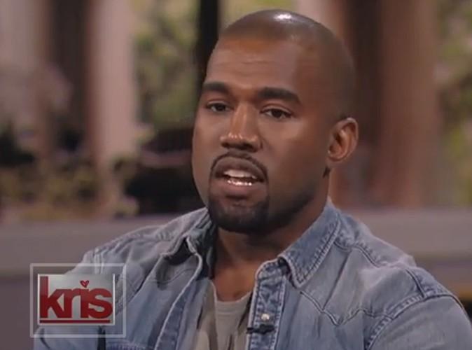 Kanye West : il déclare son amour pour Kim sur le plateau de Kris Jenner !