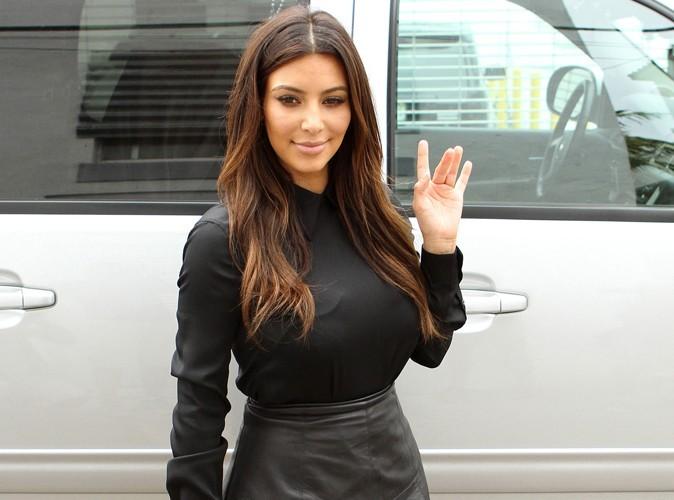 Kanye West : il demande à Kim Kardashian de se calmer…