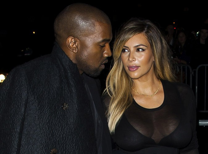 Kanye West : il embauche Kim Kardashian dans son prochain clip, Bound 2 !