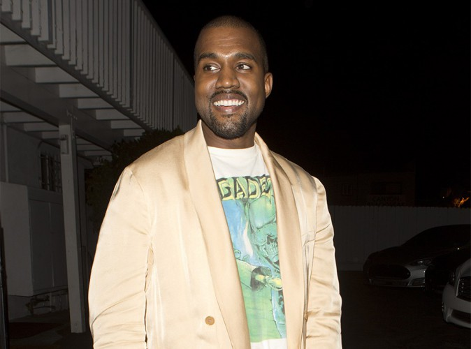 Kanye West : il explique pourquoi il ne sourit pas !