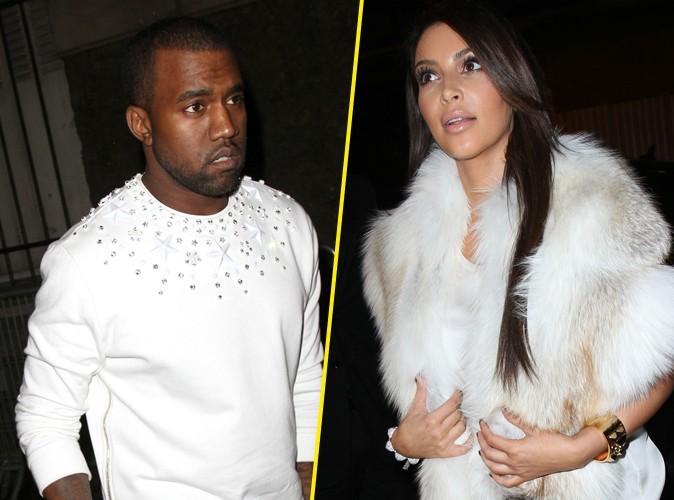 Kanye West : il veut enregistrer une chanson avec sa Kim Kardashian d'amour !