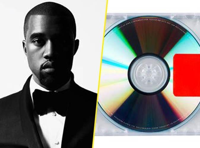 """Kanye West : le jeune papa dévoile son tout nouvel album """"Yeezus"""" aujourd'hui !"""