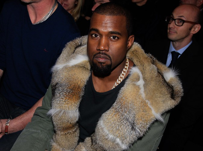 Kanye West : Louis Vuitton ? Trop cher ! Il met fin à leur collaboration !