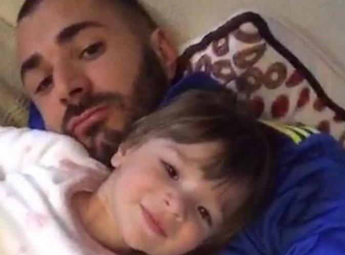 Karim Benzema : il oublie ses ennuis judiciaires avec son adorable fille Mélia !