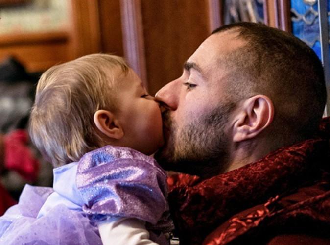 Karim Benzema : papa gaga, il dévoile un cliché de Mélia !