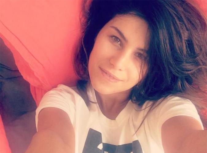 Karine Ferri : au lit et au naturel !
