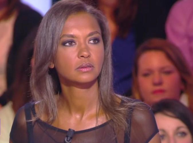 """Karine Le Marchand s'agace : """"Le Grand Journal, c'est de la raclure de bidet !"""""""