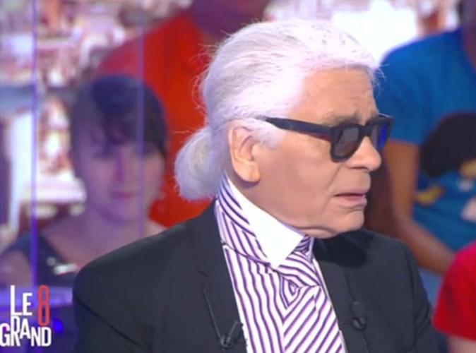 """Karl Lagerfeld : """"Le trou de la Sécurité sociale, c'est un peu à cause des gens trop gros"""" !"""