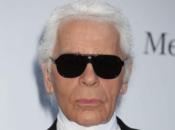 """Karl Lagerfeld : """"Ma mère me disait que je ressemblait à une vieille gouine"""" !"""