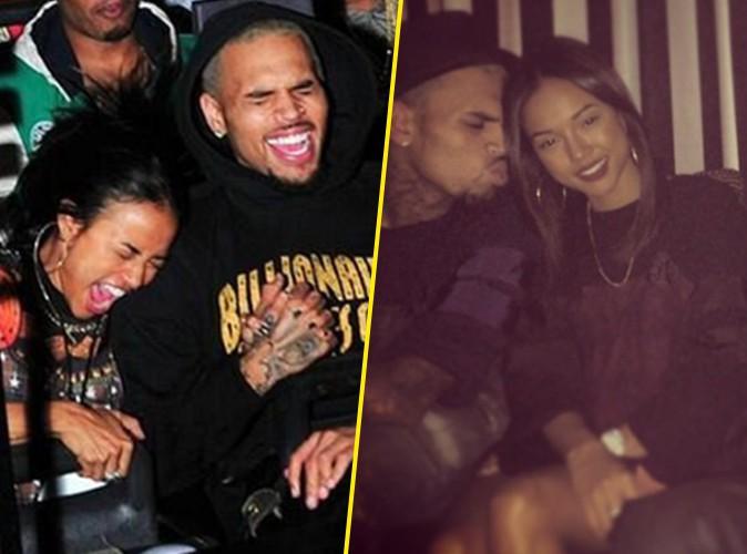 Karrueche Tran : elle trouve refuge dans les bras de Chris Brown !