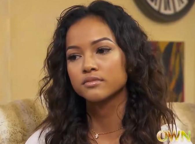 Karrueche Tran faible pour évoquer Chris Brown dans sa première interview depuis leur rupture !