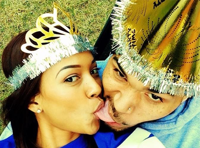 Karrueche Tran : pas question d'abandonner son Chris Brown !