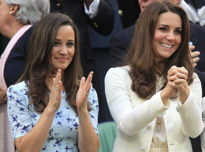 Kate et Pippa Middleton : découvrez-les demoiselles d'honneur... en 1991 !
