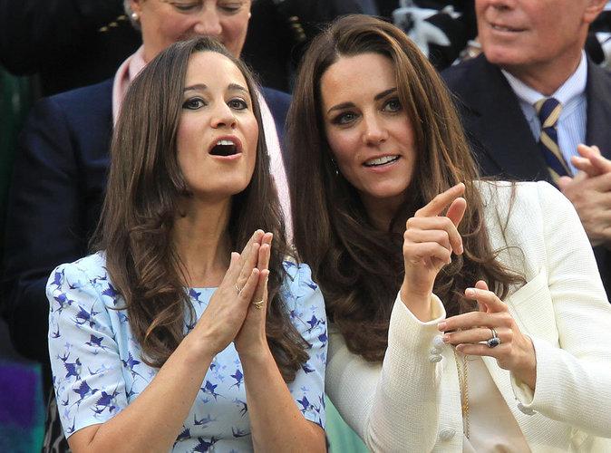Kate Middleton : En froid avec sa soeur Pippa à cause d'une histoire d'homme !
